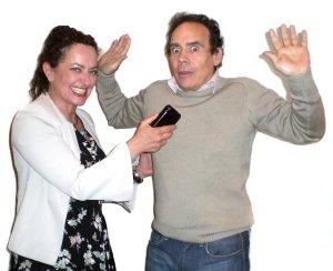 Ennio Coltorti e Francesca Draghetti