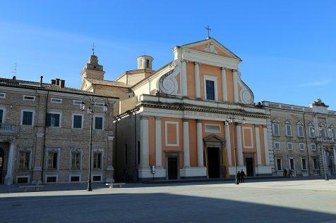 Duomo di Senigallia e Piazza Garibaldi