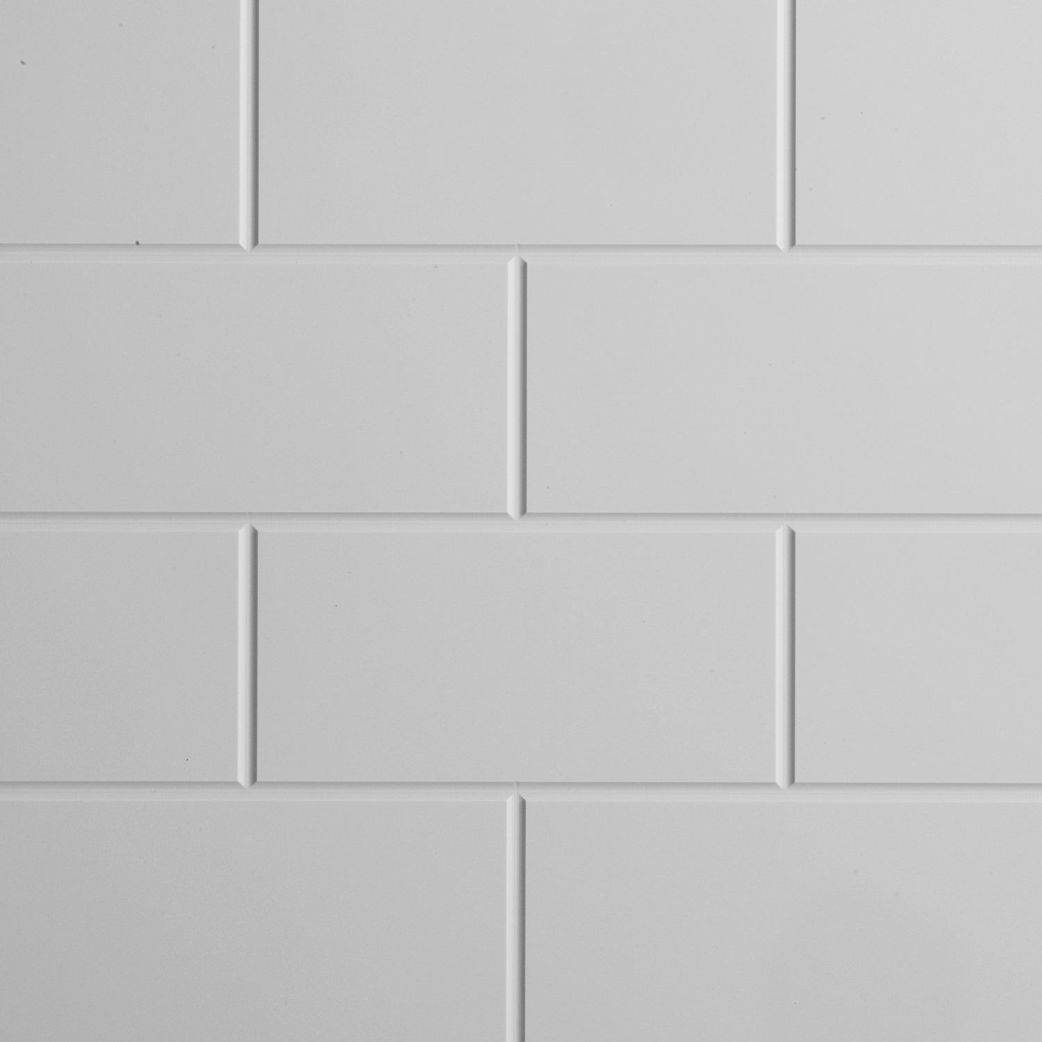 3 x 6 subway tile shower wall