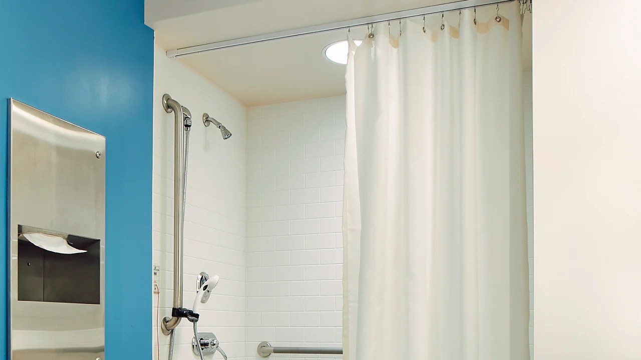 Commercial Shower Curtains Privacy Curtains Inpro