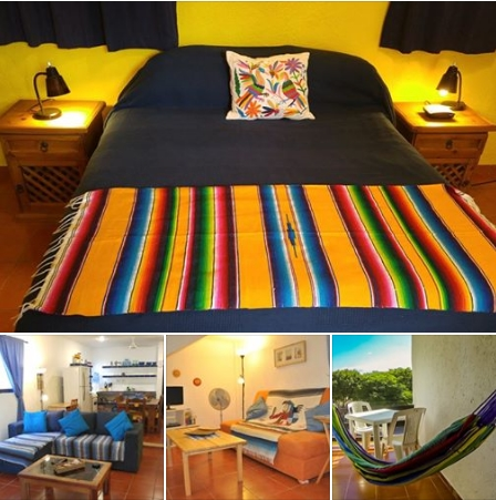 Vacation Rental Puerto Morelos