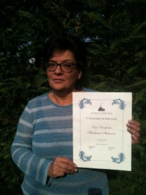 Barbara Stefanini - 3° Classificata