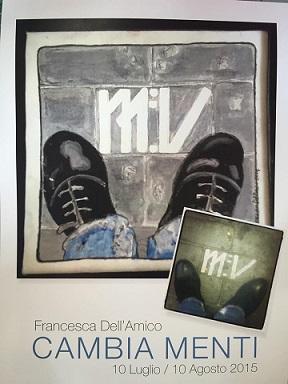 """""""Cambia Menti"""" – Francesca Dell'Amico"""