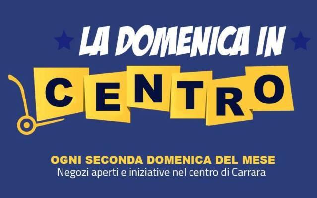 La domenica in centro Carrara!