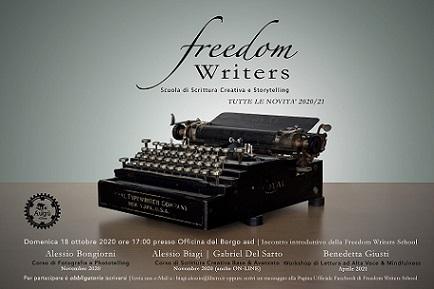Freedom Writers School – Stagione 2020/21