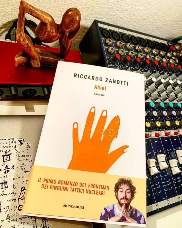 Ahia! – Riccardo Zanotti