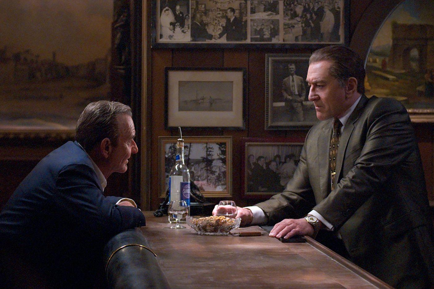 The Irishman': The real people behind Martin Scorsese's ...