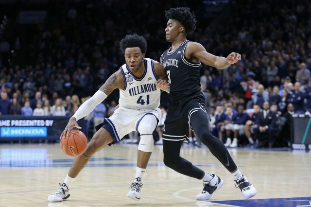 Villanova's Saddiq Bey wins Julius Erving Award as nation's best small forward, says he'll enter NBA draft