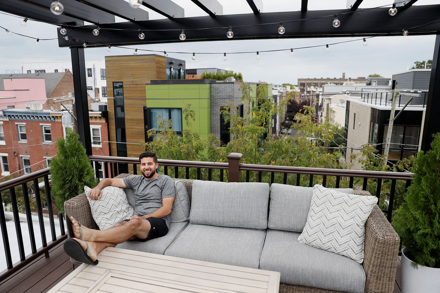 Roof Decks Are Becoming A Must Have In Philadelphia During The Pandemic