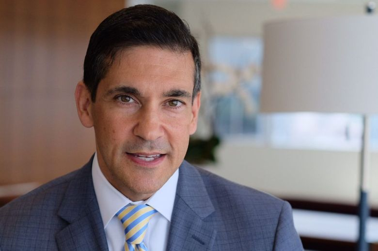 Val DiGiorgio became chairman of the Chester County Republican Party in 2011, and was elected state chairman in 2017. He has been involved in the planning of President Donald Trump's reelection campaign in Pennsylvania.