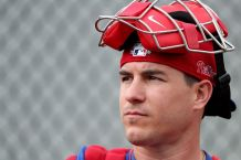 Philadelphia Phillies Catcher J.T. Realmuto Opens Up About His Walk With the Lord and How He is Trusting God for His Future