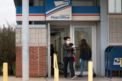 Philly postal worker tests positive for coronavirus