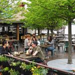 Outdoor Dining Is Hope For Normalcy But Creates Challenges For Restaurateurs