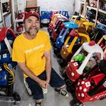 South Jersey Stroke Victim Customizes Little Tikes Cozy Coupes For Sick Kids And Lifts His Own