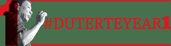 Duterte Year 1