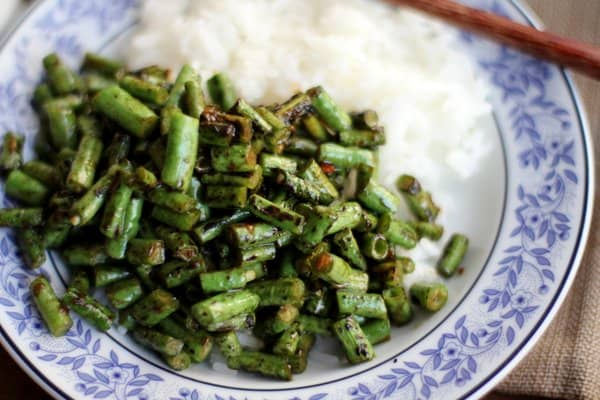 Szechuan Green Beans 2 :: Inquiring Chef