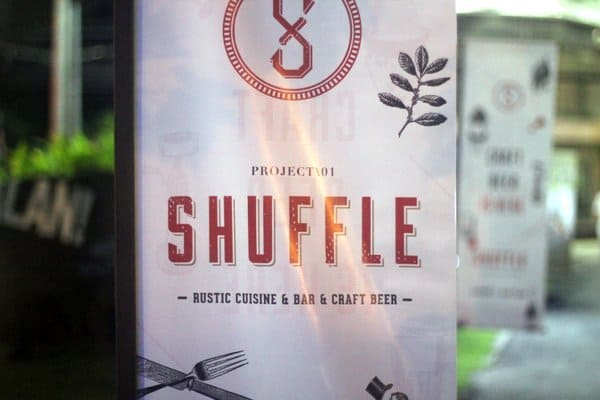 Shuffle Restaurant Bangkok