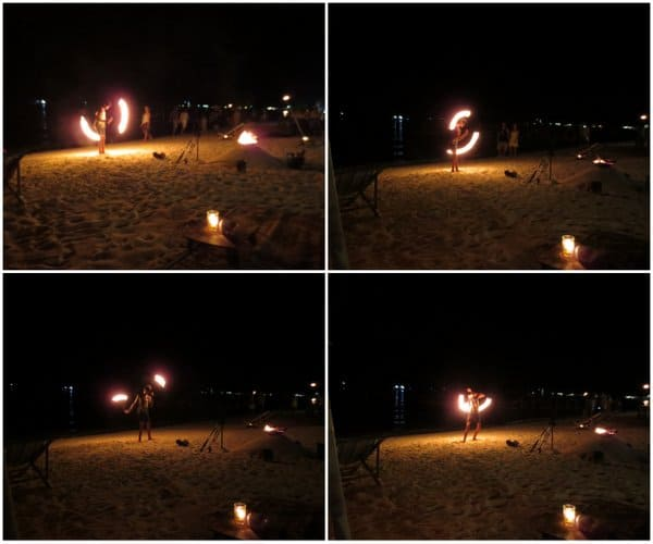 Fire Dancer Koh Lipe Thailand