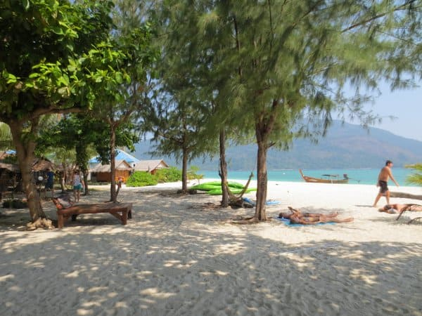 Lipe Beach Resort Thailand Beachfront