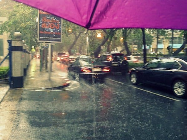 May 2013 Rain in Bangkok