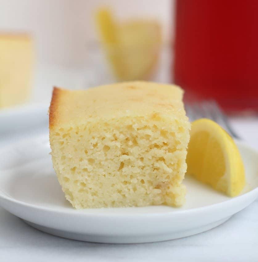 Semolina Yogurt Cake Inquiring Chef