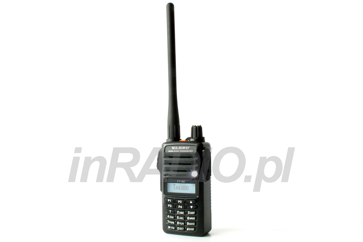 Yaesu Ft 65e Radiotelefon R Czny Vhf Uhf