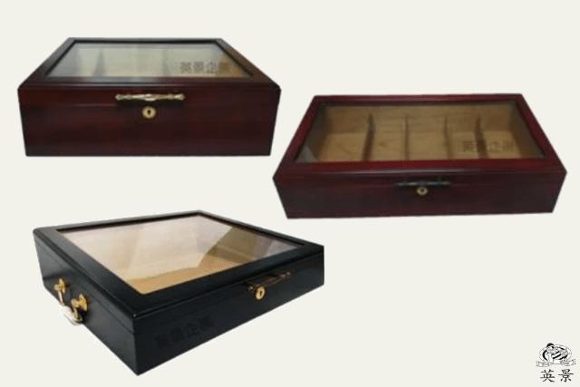 雪茄菸斗收納展示盒