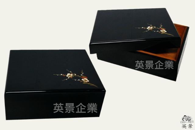 高級漆器盒