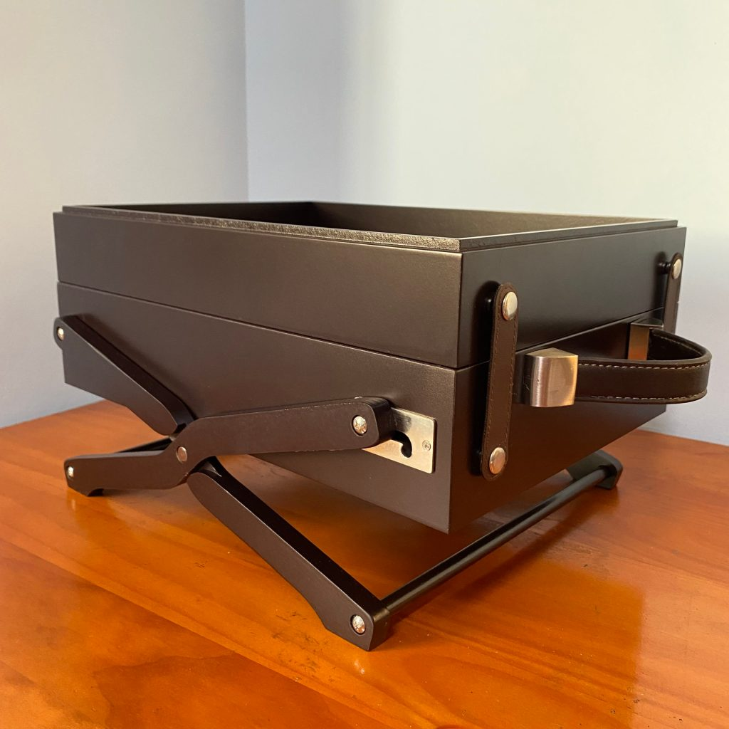 【英景 #木器專家】台灣製 可客 格蘭菲迪折疊酒盒