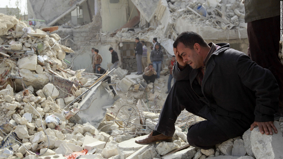 syrian civil war - 1-05