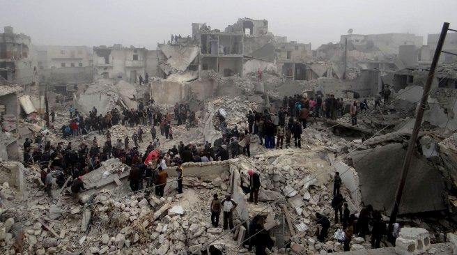 syrian civil war - 1-19