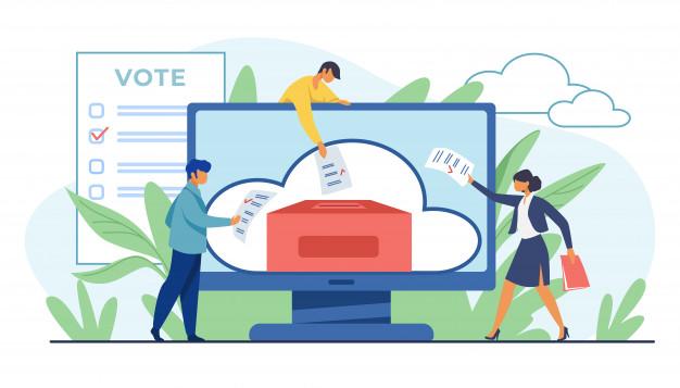 Les enjeux du vote à e-bulletin secret | Inria