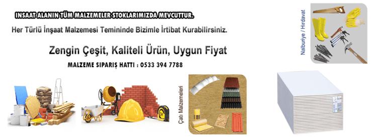 inşaatmalzemesipariş