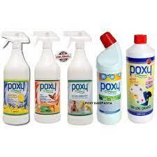 Poxy Temizlik Ürünleri – Çıkmayan Lekelere Son Verin