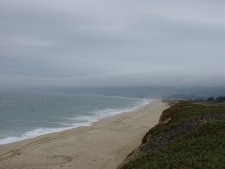 110 SF strandpanorama