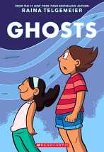 Ghosts - Raina Telgemeier