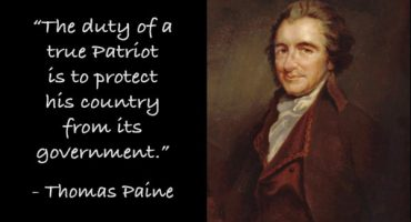 Thomas Paine - Duty