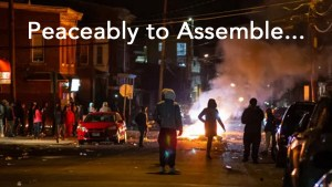 Peaceably to Assemble - In Search of Liberty