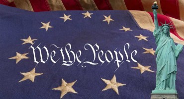 We the People - Betsy Ross - Statue of Liberty