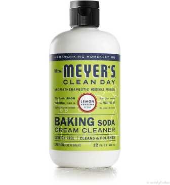 mrs meyers baking soda