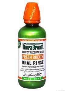 Therabreath mild mint