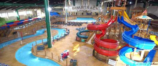 Water Park Drone View (From their website)