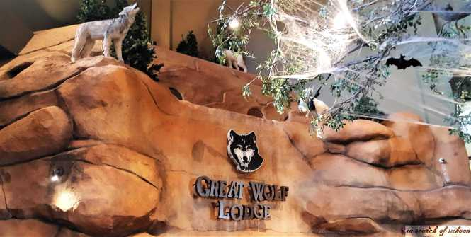 lobby great wolf lodge grapevine