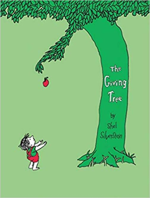 SHEL SILVERSTEIN, THE GIVING TREE