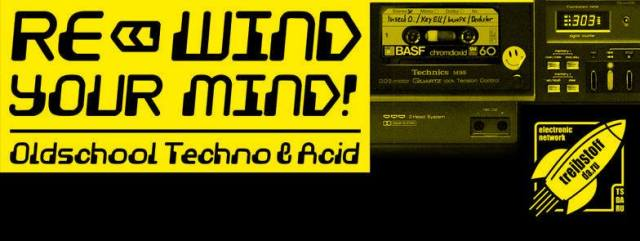 Insect O. dj set at Rewind Your Mind