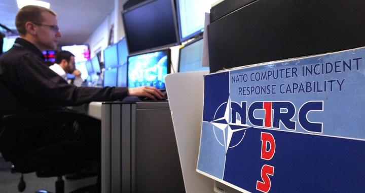 Sistemi di controllo della NATO dopo l'attacco informatico statunitense