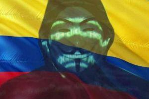 Rubate informazioni riservate con attacco di Anonymous a governo ed esercito colombiani