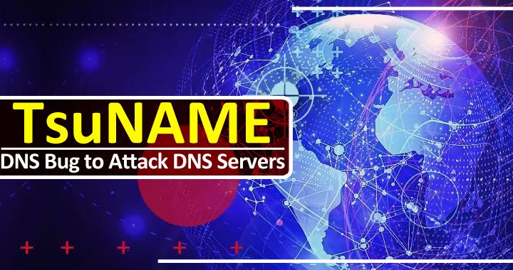 TsuNAME può essere sfruttata per gli attacchi DDoS ai server DNS