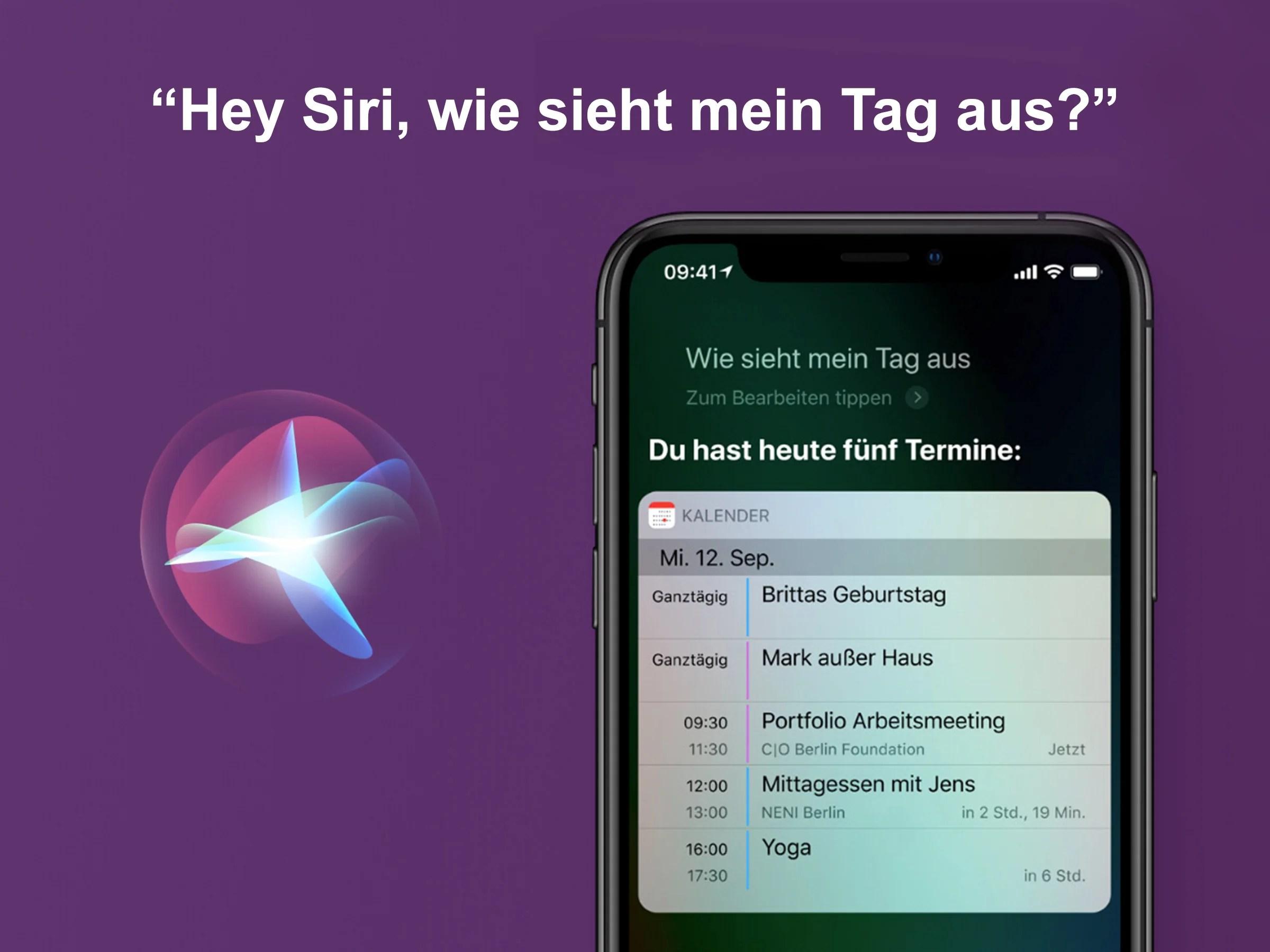 Siri Die Nutzlichsten Sprachbefehle Fur Iphone Ipad Und Co