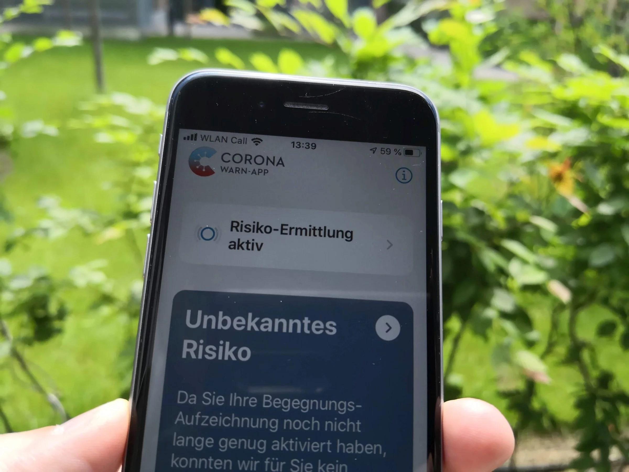 It Experte Der Oth Die Leute Sollten Die Corona Warn App